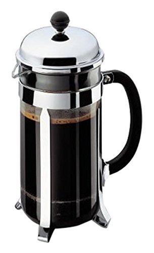 Bodum Chambord 8 Cup French Press Coffee Maker, 34 oz., Chrome (34 Oz French Press compare prices)