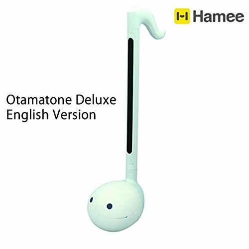 Otamatone Deluxe from Maywa Denki - Special English Version Otamatone Deluxe (White)