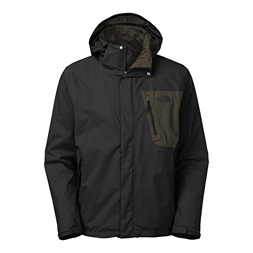 The North Face Varius Guide Jacket Men's TNF Black/Black Ink Green XXL
