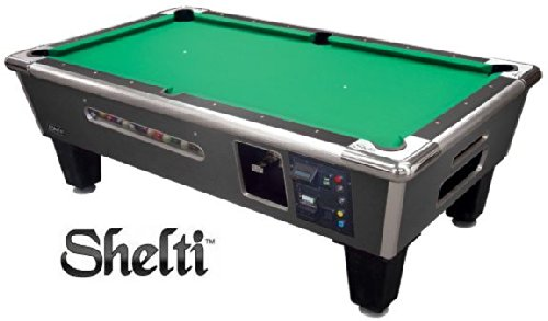 6 best coin operated pool tables you can buy today jerusalem post sheltibaysidepooltablecharcoalmatrix 101inchcoinoperateddbvg greentooth Image collections