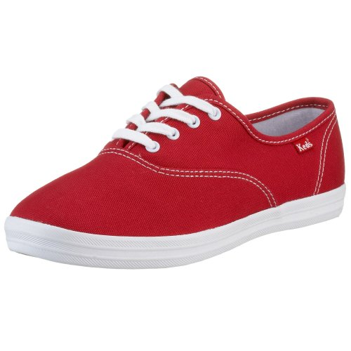 Keds Women's Champion Sneaker,Red,10 M
