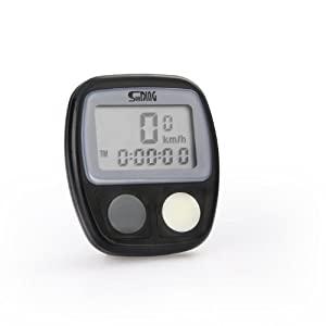 SD536 Bicycle Computer-Bike Odometer,LCD Speedometer for Bike