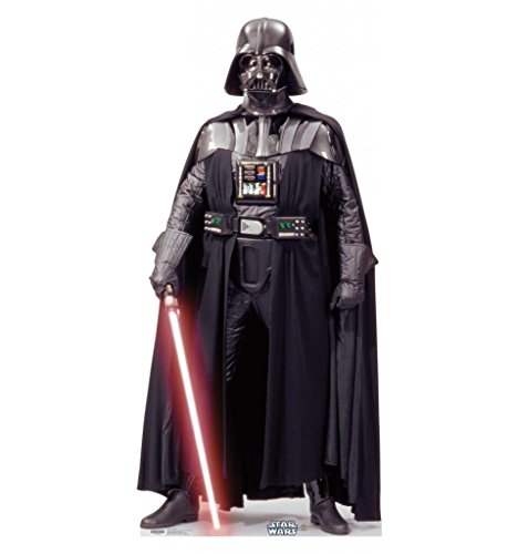 Darth Vader - Star Wars Classics (IV - VI) - Advanced Graphics Life Size Cardboard Standup (Life Size Cardboard Stand Up compare prices)