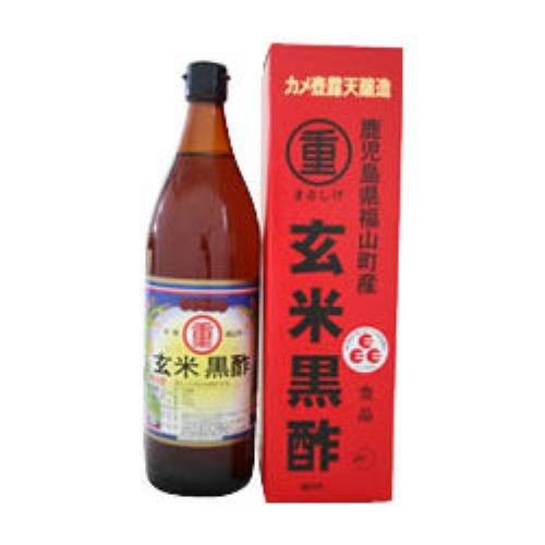 まるしげフーズ 玄米黒酢 900ml