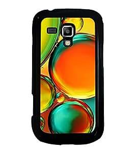 Printvisa Ultra Colourful Bubbles 2D Hard Polycarbonate Designer Back Case Cover for Samsung ...