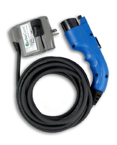 Av Turbocord Dual Plug-In Ev Charger, 120 & 240 Volt