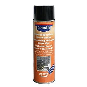 presto 306048 UBS Wax Spray Gun, 500 ml, Light