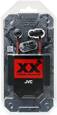 JVCケンウッド JVC インナーイヤー ヘッドホン HA-FX1X