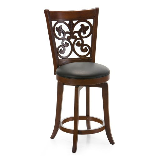 Superb Buy Hillsdale Furniture Bonaire 24 In Swivel Counter Stool Squirreltailoven Fun Painted Chair Ideas Images Squirreltailovenorg
