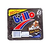 Johnson Brillo Pads X 10