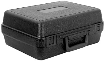 Buy Cases By Source B1285F Blow Molded Foam Filled Carry Case, 12.5 x 8.99 x 5.125, Interior by Cases Source