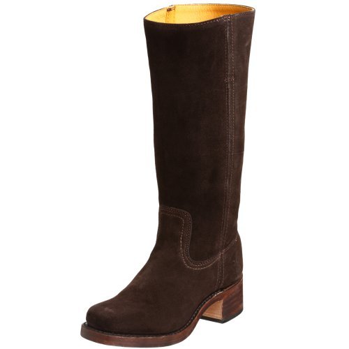 Frye Women's Campus 14L Boot Dark Brown 77050DBN11 9 UK D