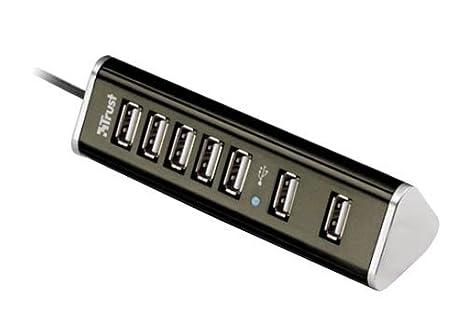 TRUST 7 PORT USB2 POWERED HUB HU-5870