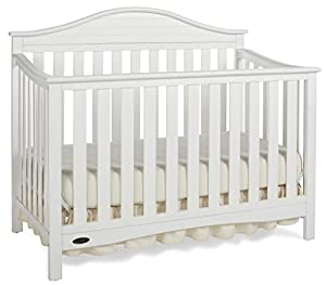 Graco Harbor Lights Convertible Crib, White