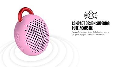 Loudspeaker Divoom Model Bluetune-bean (Pink).