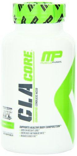 Muscle Pharm CLA Core Diet Supplement, 90 Count