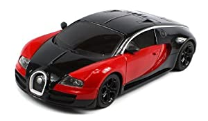 Velocity Toys Diecast Bugatti Veyron Super Sport Electric RC Car Full Metal Body 1:24 RTR (Colors May Vary) at Sears.com