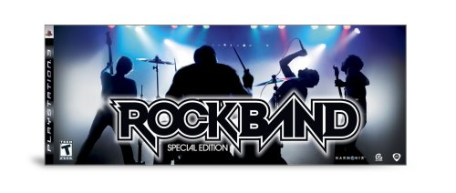 Playstation 3 Rock Band Special Edition!