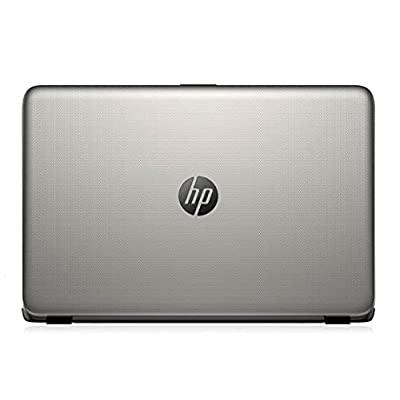 HP HP 15-AC117TU 15.6-inch Laptop (Celeron N3050/4GB/500GB/FreeDOS/Intel HD Graphics), Turbo Silver