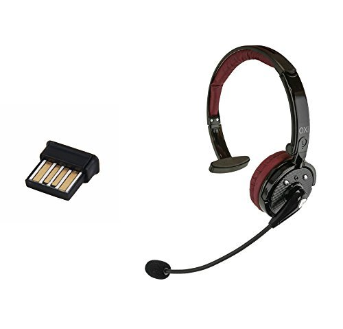 hubs switches oxi wireless bluetooth headset and usb dongle bundle with ear headphones and. Black Bedroom Furniture Sets. Home Design Ideas