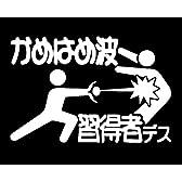 【tv-04-1】かめはめ波習得者デス【ドラゴンボールパロディー】白