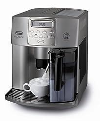 DeLonghi EAM3500 Magnifica Digital Super Automatic Espresso/Coffee Machine, Garden, Lawn, Maintenance from Garden-Outdoor