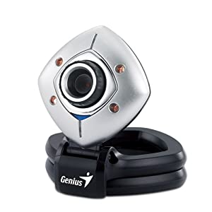 Genius EFACE 1325R 1.3m Pixel Sensor Night Vision Webcam