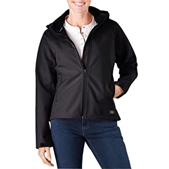 Buy Dickies FJ372 Ladies Softshell Jacket by Dickies