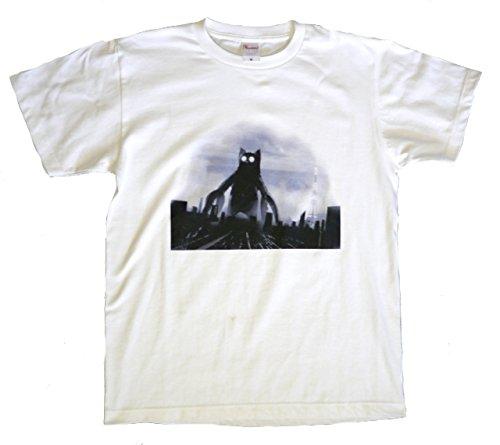 バイリンガルニュース 「ねこ星人」Tシャツ