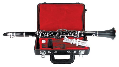 Mirage HU2002 Bb Clarinet with Case - 1