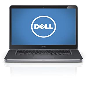 Dell XPS15-9168sLV 15-Inch Laptop (2.5 GHz Intel Core i5-3210M Processor, 6GB DIMM, 500GB HDD, 32GB SSD, NVIDIA GeForce GT 630M, Windows 7 Home Premium) Silver
