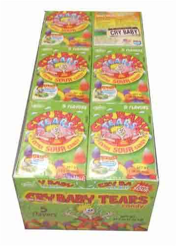 Cry Baby Tears Candy (24 Count)