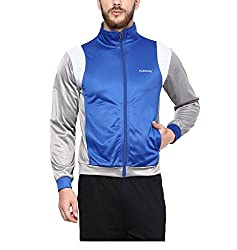 Yepme Men's Polyester Track Jacket - YPMTJACKT0004-$P