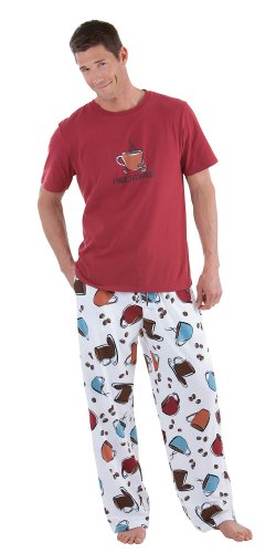 I Need Coffee Pajamas for Men