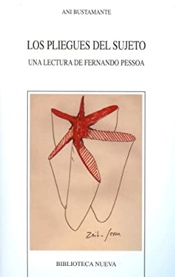 Los pliegues del sujeto. Una lectura de Fernando Pessoa (R) (2010) -PLEASE ASK IF AVAILABLE BEFORE ORDERING-