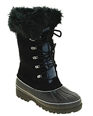 Khombu Women's Waterpoof Winter Boots Nordic 2 | Amazon.com