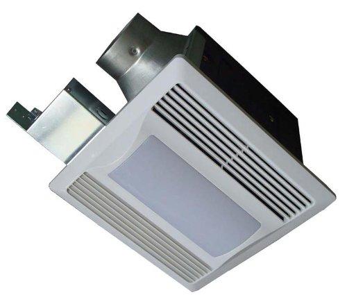 Best revews aero pure sbf 80 l1 w 80 cfm super quiet - Recommended cfm for bathroom fan ...