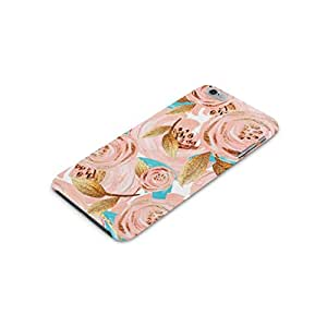 Cover Affair Floral / Flowers Printed Back Cover Case for Apple iPhone 6S