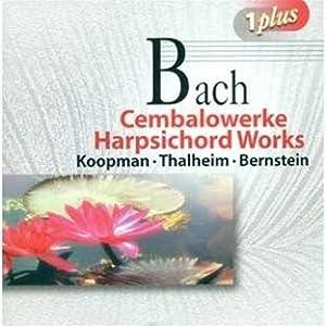 Johann Sebastian Bach: Cembalowerke