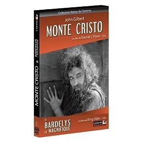 Monte Cristo + Bardelys le Magnifique
