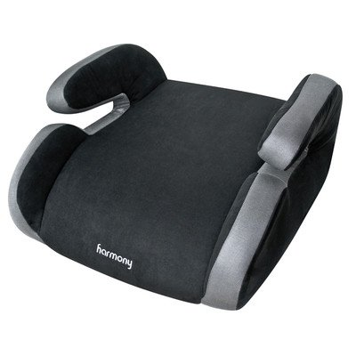 Harmony Olympian Youth Booster Car Seat, Black Tech front-910283