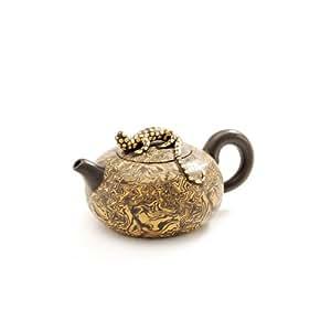 Teavana lizard yixing teapot yixing tea set tea for one sets - Teavana teapot set ...