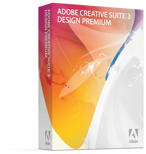 Adobe Creative Suite CS3 Design Premium [Mac] [OLD VERSION]