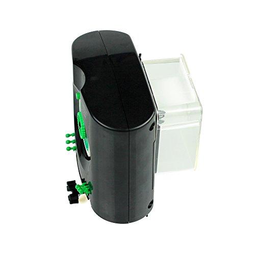 Bluecosto automatic fish feeder for aquarium tank food for Automatic fish tank feeder