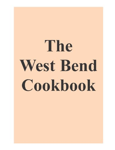 The West Bend Cookbook