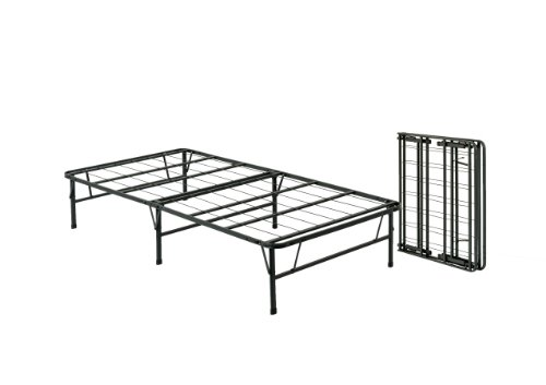 Awesome This store is the best place to buy cheap Pragma Bed Simple Base Bi Fold Bed Frame Twin If you want to purchase Pragma Bed Simple Base Bi Fold Bed Frame