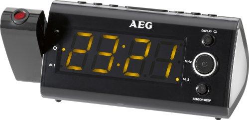 aeg-mrc-4121-radio-despertador-proyector-indicador-temperatura-fecha-y-dia-de-la-semana-negro