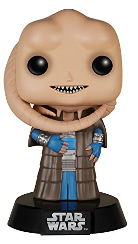 Funko - Figurina Star Wars - Bib Fortuna Pop 10Cm - 0849803057121