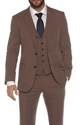 Hugo Boss Black Suit with Waistcoat HUGE/GENIUS WE