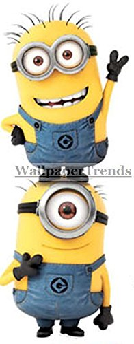 9-Despicable-Me-2-Minion-Movie-Wall-Decal-Sticker-Kids-Room-Decor-Nursery-Art